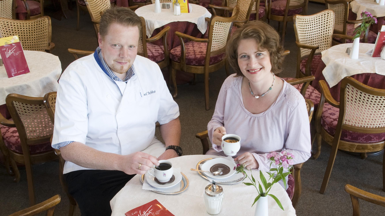 Café Vetter für Kulinarisch reisen, Umschau Verlag