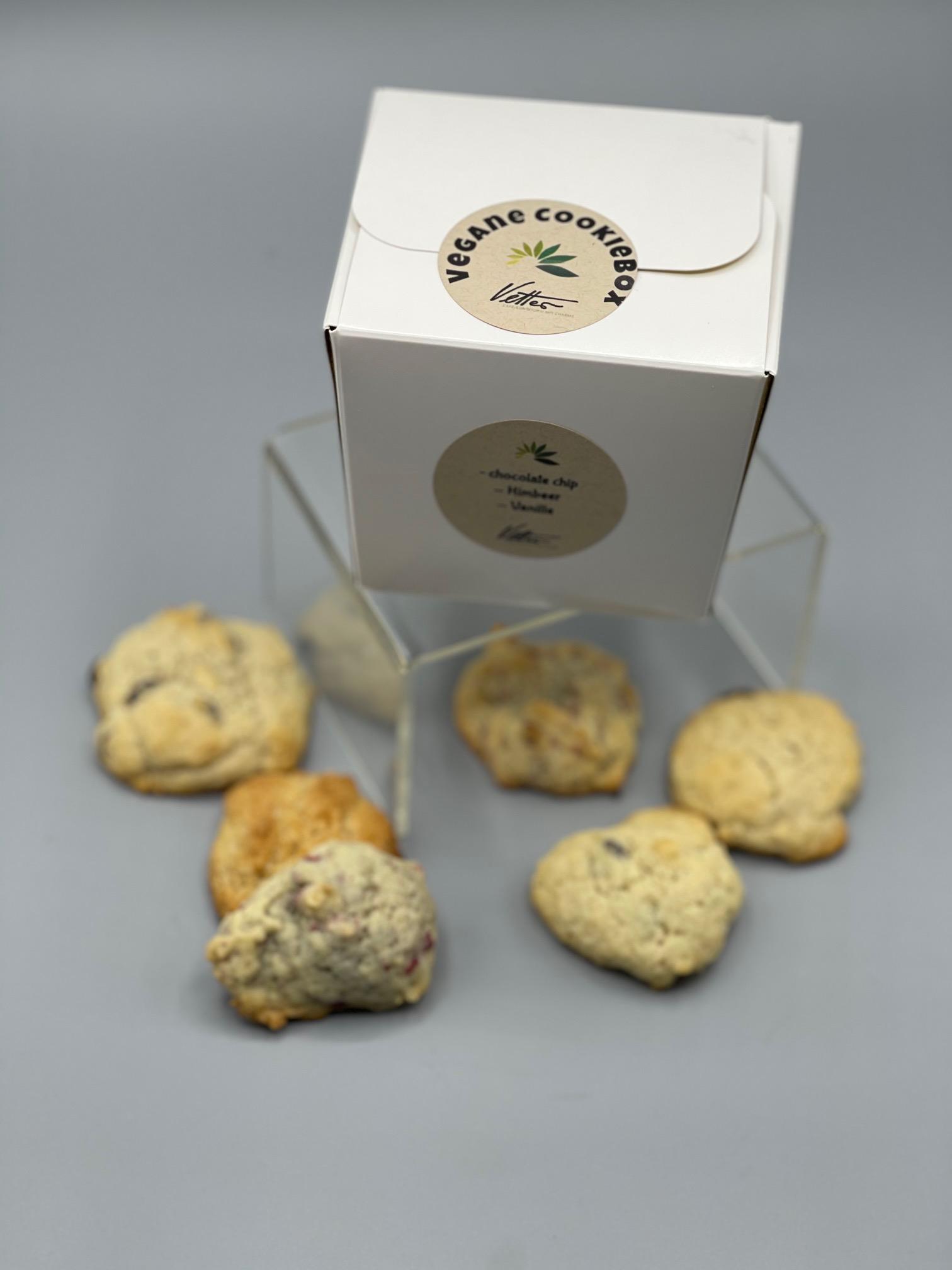 Vegane Cookiebox
